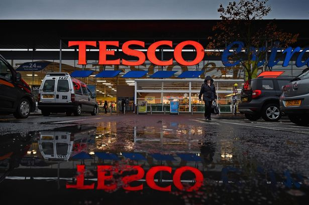FILE-Tesco-Posts-Record-Loss