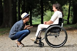 Why wheelchair access is so important