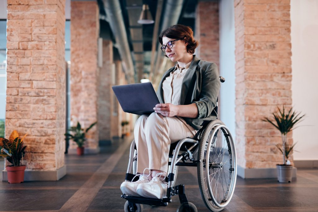 Common challenges faces by wheelchair users