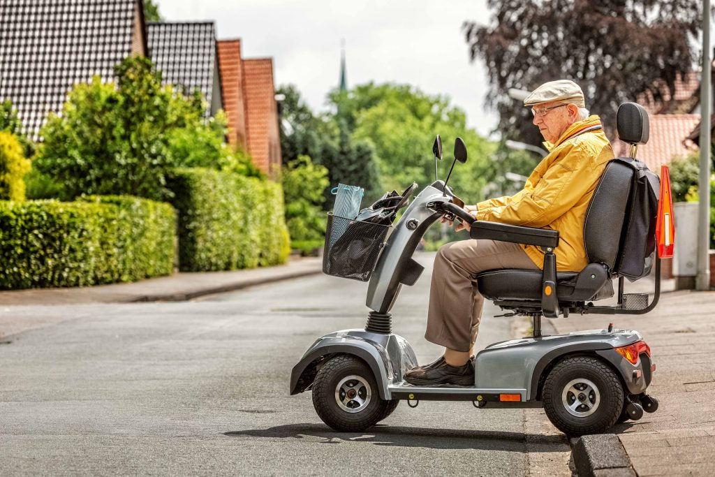 Do mobility scooters need tax and insurance?