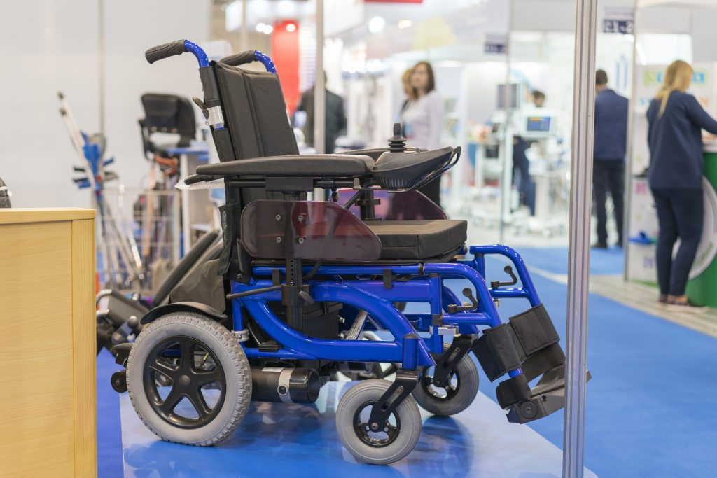 How has lockdown affected the use of your powered wheelchair?